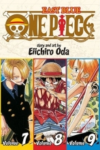 Oda, Eiichiro One Piece 3