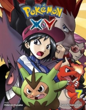 Kusaka, Hidenori Pokemon X-Y 7