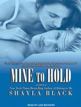 Black, Shayla Mine to Hold