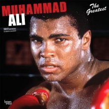 Browntrout Publishers, Inc Muhammad Ali 2017 Square