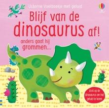 , Blijf van de dinosaurus af!