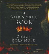 Holsinger, Bruce A Burnable Book
