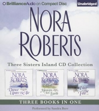 Roberts, Nora Nora Roberts Three Sisters Island CD Collection
