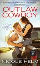 Helm, Nicole Outlaw Cowboy