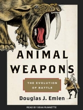 Emlen, Douglas J. Animal Weapons