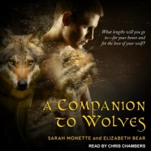Monette, Sarah A Companion to Wolves