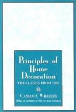 Wheeler, Candace Principles of Home Decoration
