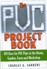Sanders, Charles A. The Pvc Project Book