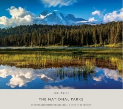 The National Parks Blank Boxed Notecards