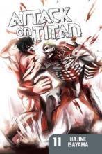 Isayama, Hajime Attack on Titan 11