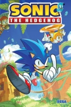 Flynn, Ian Sonic the Hedgehog 1