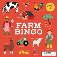 Caroline Selmes , Farm Bingo