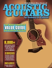 Fjestad, Zachary R. Blue Book of Acoustic Guitars