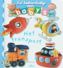 E.  Beaumont Beeldenboekje voor baby`s: Het transport