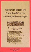Shakespeare, William Sonetts, Übersetzungen