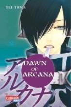 Toma, Rei Dawn of Arcana 02