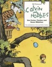 Watterson, Bill Calvin & Hobbes - Von Ferien, Fischen und fiesen Mädchen - Sammelband 03
