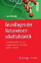 Claudia Nerdel Grundlagen Der Naturwissenschaftsdidaktik