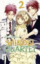 Himuka, Tohru Shinobi Quartet 02
