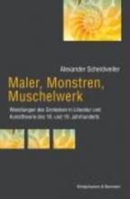 Scheidweiler, Alexander Maler, Monstren, Muschelwerk