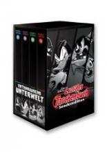 Disney Lustiges Taschenbuch Entenhausens Unterwelt (4 Bände im Schuber)