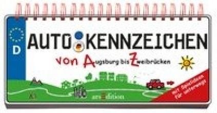 Maas, Annette Autokennzeichen (Jubiläumstitel)
