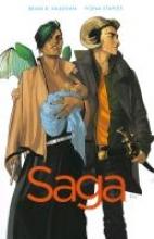 Vaughan, Brian K. Saga 01