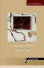 Dietzmann, Janina Ausgesprochene Gedanken