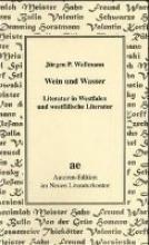 Wallmann, Jürgen P Wein und Wasser