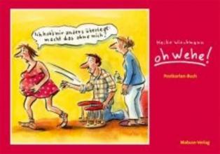 Wiechmann, Heike Oh Wehe! Postkartenbuch
