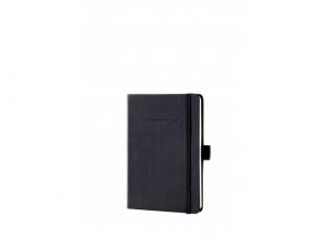, Notitieboek Conceptum CO130 A6 zwart blanco