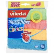 , Microvezeldoeken Vileda 4-pack