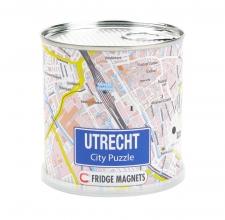 Utrecht city puzzle magnets