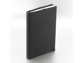 K-58610 , Rekbare boekenkafr zwart a5 4 stuks