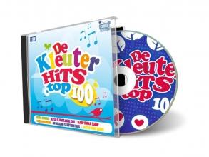 , DE KLEUTERHITS TOP 100
