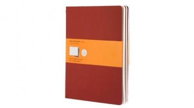 Moleskine Cahiers Legendary Notebooks