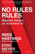 Erin Meyer Reed Hastings, No rules rules