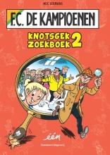 Hec  Leemans F.C. De Kampioenen Knotsgek zoekboek 2