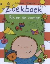 Liesbet Slegers , Zoekboek Rik en de zomer