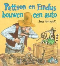 Sven Nordqvist , Pettson en Findus bouwen een auto