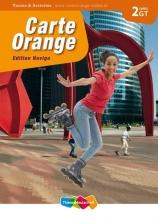 Marjo  Knop Carte Orange 2 vmbo-gt Textes en activites edition navigo