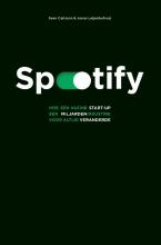 Sven Carlsson Jonas Leijonhufvud, Spotify