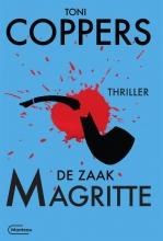 Toni Coppers , De zaak Magritte