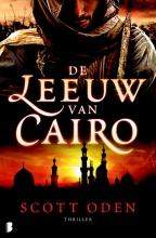 Oden, Scott De leeuw van Cairo
