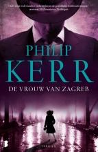 Philip  Kerr De vrouw van Zagreb