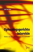 Levie van Dam , Oplossingsgerichte intervisie