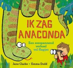 Jane  Clarke Ik zag Anaconda