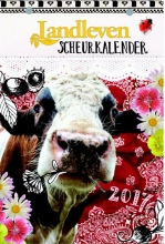 Landleven scheurkalender 2017