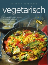Culinary notebooks Vegetarisch