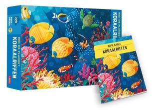 Giulia Pesavento , Koraalriffen - Red de planeet - puzzel en boek